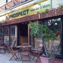 photo of 16 prospect wine bar & bistro restaurant