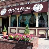 photo of garlic rose bistro - cranford restaurant