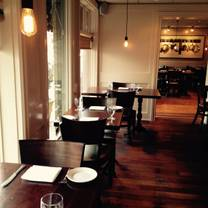 photo of fruition restaurant restaurant