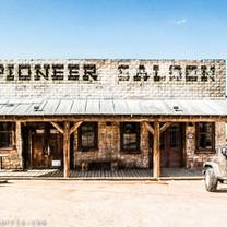 photo of pioneer saloon restaurant