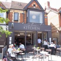 photo of the oxford kitchen restaurant