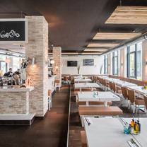 photo of gecco pizza pasta salate gastronomie restaurant