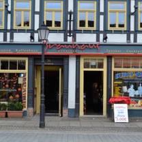 photo of brauhaus wernigerode restaurant