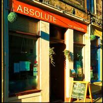 foto von absolute thai restaurant