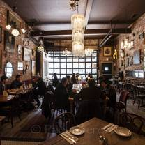 photo of antique garage soho restaurant