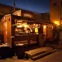 photo of caboose restaurant