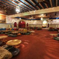 photo of menara moroccan restaurant restaurant