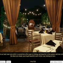 photo of agio italian bistro restaurant
