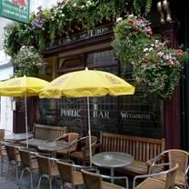 photo of coeur de lion restaurant