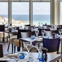 photo of st ives harbour hotel restaurant