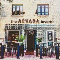 photo of the arvada tavern restaurant