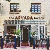 photo of the arvada tavern restaurant