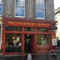photo of the elephant house restaurant