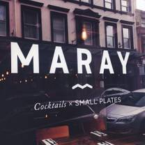 photo of maray restaurant