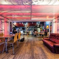 photo of komedia arts cafe restaurant