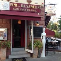 photo of vini da sabatini restaurant