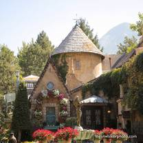 photo of la caille restaurant restaurant