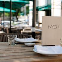 photo of koi restaurant