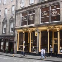 photo of saint giles cafe bar restaurant