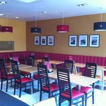 photo of city cafe restaurant