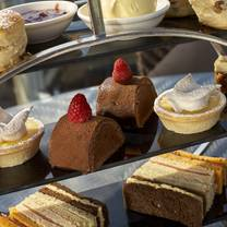 photo of afternoon tea at park plaza county hall london restaurant
