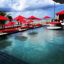 foto del ristorante la coralina club de playa