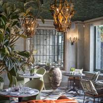 photo of the ivy chelsea garden restaurant