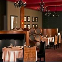 photo of level 2 steakhouse restaurant