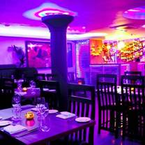 photo of yukti the art kichen restaurant