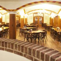 foto van braustube schlossturm restaurant
