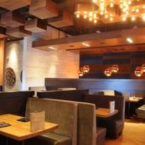 photo of chop steakhouse & bar - barlow restaurant