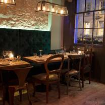 photo of maison bleue restaurant