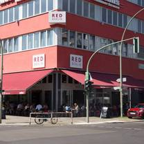 photo of red berlin restaurant
