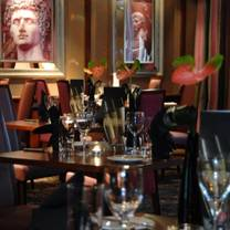 photo of capri restaurant at fir grove hotel restaurant