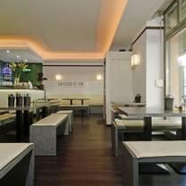 photo of zensation berlin restaurant