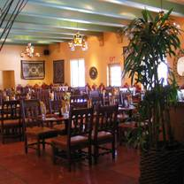photo of the turquoise room restaurant