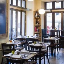 foto von cenone restaurant