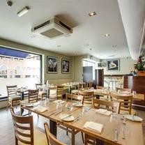 photo of britten's restaurant restaurant