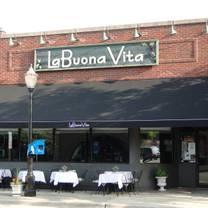 foto von la buona vita restaurant