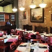 photo of oregano italian kitchen restaurant
