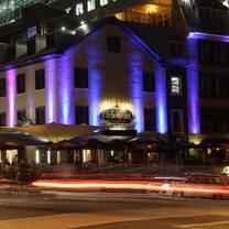 photo of le grand café restaurant