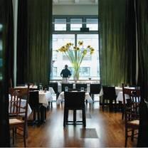 photo of bluehour restaurant