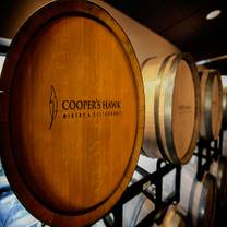 photo of cooper's hawk winery & restaurant - jacksonville restaurant