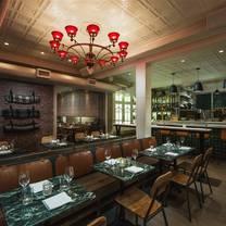 foto von pigeonhole restaurant