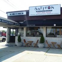 photo of saffron restaurant restaurant