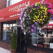 photo of casserole bistro restaurant