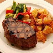 photo of melrose grill restaurant