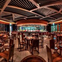 photo of novikov dubai restaurant