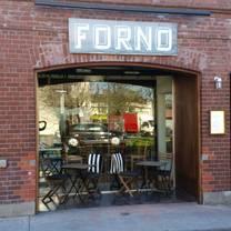 photo of forno restaurant