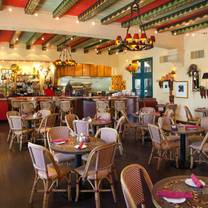 photo of the prado at balboa park restaurant